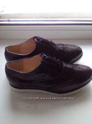 туфли женские оксфорды