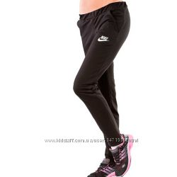 Брендовые женские спортивные штаны adidas, Nike, Converse.