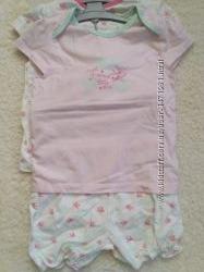 Набор пижам 2 шт  для девочки Mothercare 24 36