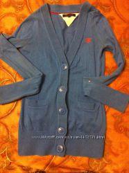 Синяя кофта Tommy Hilfiger