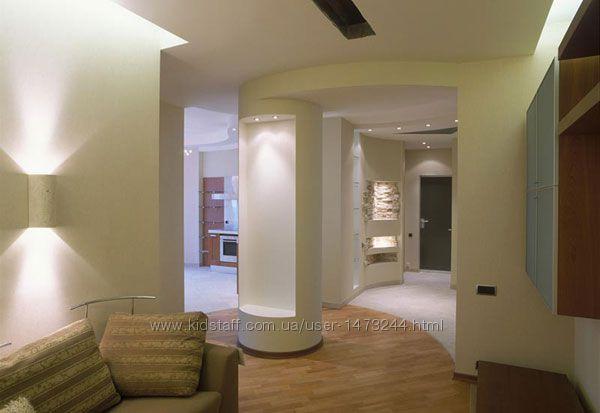 Дизайн и оснащение интерьера мебелью и аксессуарами от Дизайн-Стелла