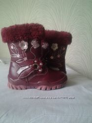 Зимние ботиночки для принцессы