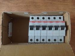 автоматический выключатель автомат abb sh201-c16
