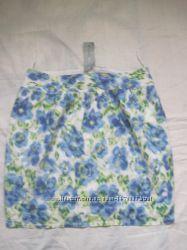 Новая летняя юбка, Be Beau, р. 10, р. с-м, 100 котон