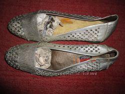 туфли кожа лето р40