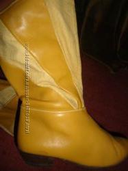 ботинки кожа р37