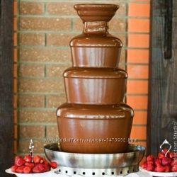 Шоколадный фонтан до 7. 5 кг украсит Ваш праздник