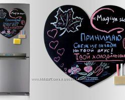 прикольная Магнитная доска на холодильник
