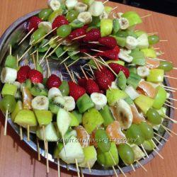 Красивейшая фруктовая нарезка ассорти на Свадьбу
