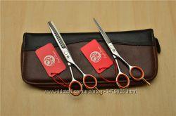 Ножницы для стрижки волос комплект.