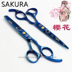 Парикмахерские ножницы Sakura.