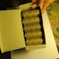 нитки Coats 100, 30
