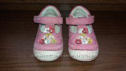 Кожаные туфельки DD Step 21р. 13, 5 см