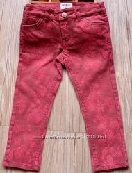 Фирменные штанишки на малышку