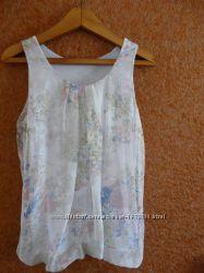 Блузка летняя новая размер L