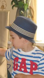 Шляпа Zara для мальчика в состоянии новой, размер S, 49-52.