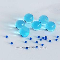 Синий аквагрунт гидрогель 1000 штук