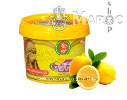 Марокканское мыло Бельди Zein Lilaraisse с маслом лимона