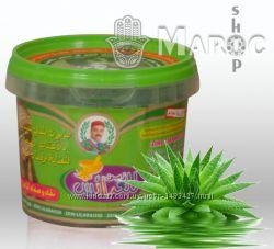 Марокканское мыло Бельди Zein Lilaraisse с соком алое