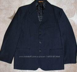 Школьный пиджак отличного качества в отл. состоянии. S. Westward. Р. 134