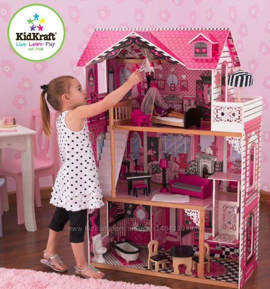 Интересные кукольные домики