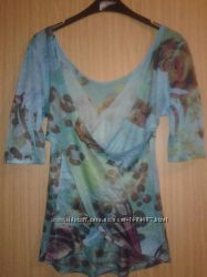 Блуза с запахом Rue21 США р. М