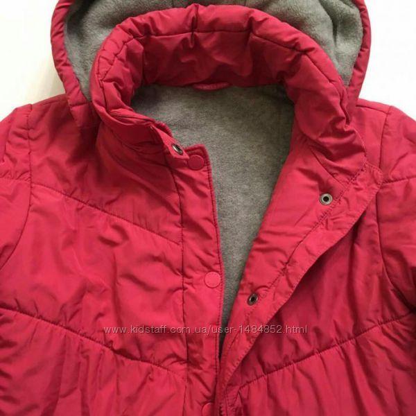 Куртка Mexx утеплённая на флисе p L