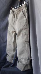 Продам крутейшие брюки - капри с регулируемой длиной  и поясом S. Оliver