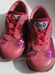 Ботиночки Dolce&Gabbana оригинал 26 размер