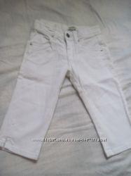 Новые детские джинсовые капри Германия на девочку, р. 104-110