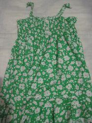 Новое платье сарафан ТМ Girl на девочку на 6-7 лет, сток, без дефект