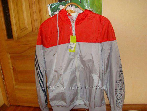 Куртка  ветровка  Adidas NEO S26739