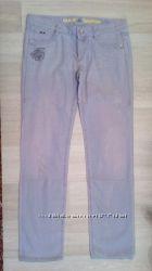 стрейтчевые джинсы GAS большой размер