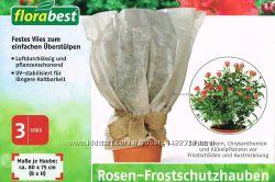 Защитный чехол для укрытия растений и цветов Florabest, Германия, Lidl, 3 шт