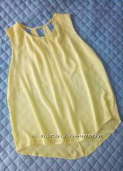 Майка блуза желтая р. 48-50 XL