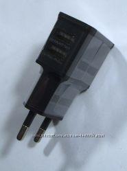 Зарядное Samsung на 2 USB порта по 5V 2А каждое