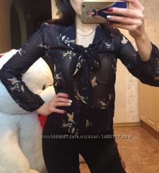 рубашка блуза new look