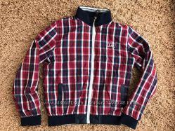 Куртка ветровка фирмы L&P.  Размер 7-8 лет 128