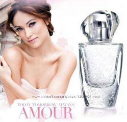 Парфюмированная вода Amour AVON