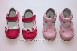 туфли для девочек двойняшек