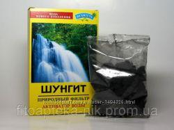Шунгит камень 500гр для очистки воды