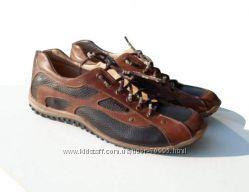 Размер 43 стелька 29см Туфли спортивные из натуральной кожи Bistfor