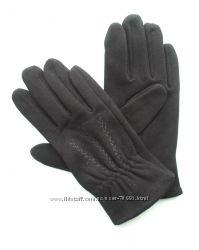 Размеры от 11 до 13 Трикотажные перчатки на утеплителе плюш