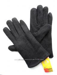 Размер 10 Мужские шерстяные перчатки на утеплителе плюш