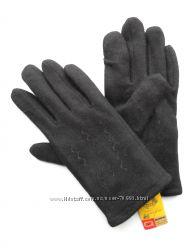 Размер 12 Мужские шерстяные перчатки на искусственном меху