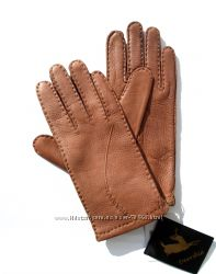 Размер 6, 5 до 7, 5 Перчатки из кожи оленя разных оттенков коричневого Румы