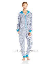 Теплая женская пижама, слип.