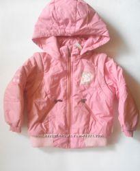 Куртка-жилетка, рост 98