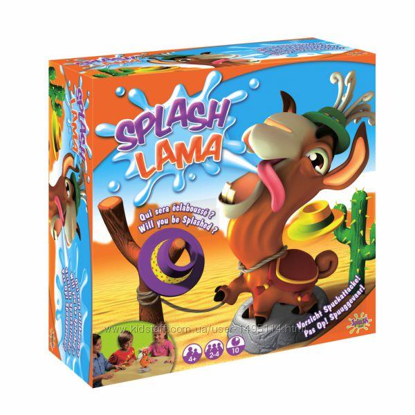 Электронная игра Строптивая лама от TM SPLASH TOYS