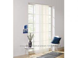 Декоративная панельная штора занавеска гардина 2 шт. MERADISOГермания Lidl